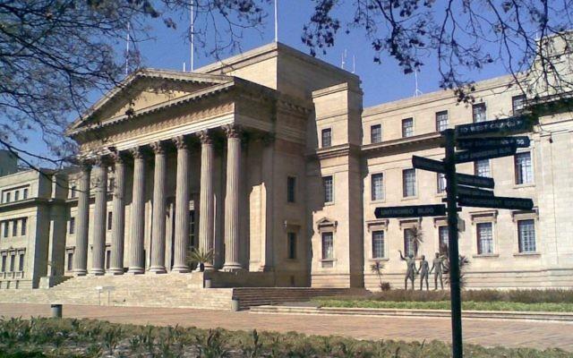L'Université de Witwatersrand à Johannesburg en Afrique du Sud (Crédit : Samuel Molepo / CC BY-SA 3.0)