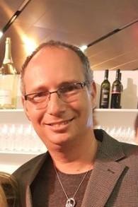 L'homme d'affaires israélo-américain et militant anti-Assad Moti Kahana (Photo de sa page Facebook)
