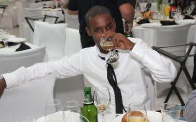 L'Israélien d'origine éthiopienne  Avraham Mengitsu, 28 ans , détenu par le Hamas (Photo: Facebook)