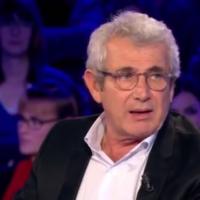 """Michel Boujenah dans l'émission """"On n'est pas couché"""". (Capture d'écran YouTube)"""