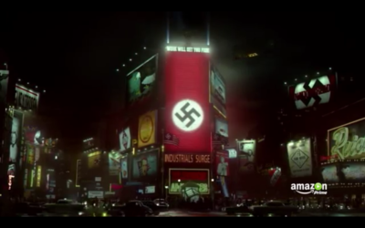 Capture d'écran YouTube : The Man in the High Castle Official Comic-Con Trailer