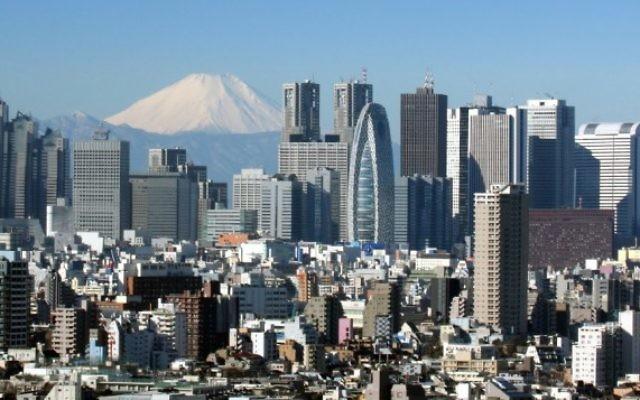 Une vue de Tokyo  ( Crédit : CC BY-SA/Kakidai )