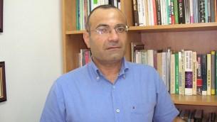 Uzi Rabi du Centre Dayan de l'Université de Tel Aviv (Crédit photo: Tzachi Lerner / Wikipedia)