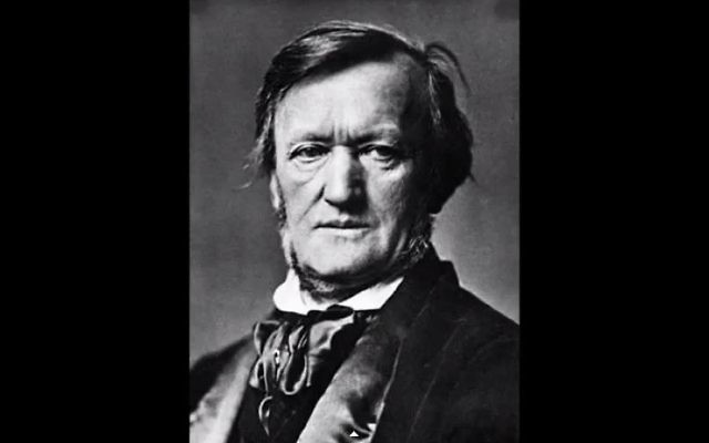Le compositeur Richard Wagner (Crédit : Capture d'écran YouTube )