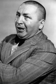 Curley Howard, de son vrai nom Lester Jerome Horwitz (Crédit : Wikipedia)