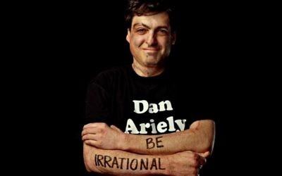 Le professeur de l'université de Duke, Dan Ariely, qui  a dirigé le projet sur la malhonnêteté pour prouver scientifiquement que oui, nous mentons tous (Crédit : Autorisation)