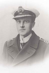 Le commandant Alastair Denniston en 1918 (Crédit : Bletchley Park Trust)