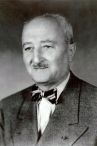 William Friedman (Crédit : National Cryptology Museum US)