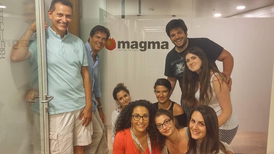 Groupe Taglit Start-Up Pitch Session