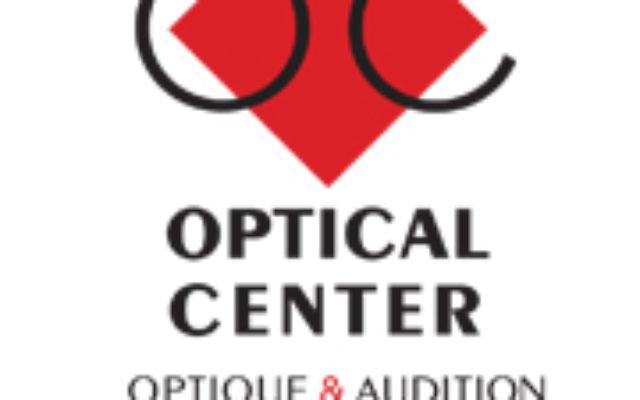 Source Wikipédia - Logo Optical Center - Domaine public