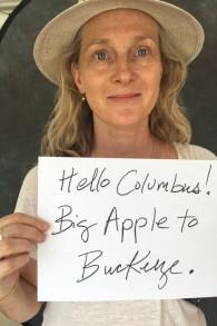 """L'auteur Piper Kerman de 'Orange is the New Black ' à l'événement au mois de juin """"Six in the City: Columbus"""" (Crédit : Autorisation)"""