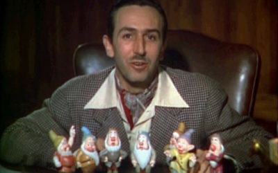 Crédit Wikipédia Domaine public Walt Disney 1937