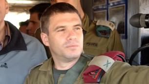 Le brigadier général Gal Hirsch (Crédit : photo d'archives/Moshe Milner / GPO / flash 90)