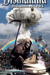 Une affiche de Dismaland (Crédit : Dismaland.co.uk)