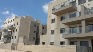 Des immeubles en voie d'achèvement à Harish (Photo: Facebook)