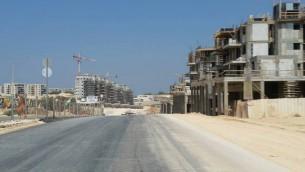 Immeubles en construction à Harish (Photo: Facebook)
