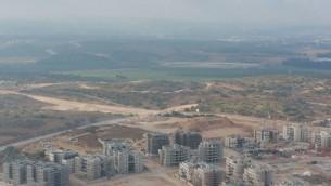 Vue aérienne de Harish, août 2015 (Photo: Facebook)