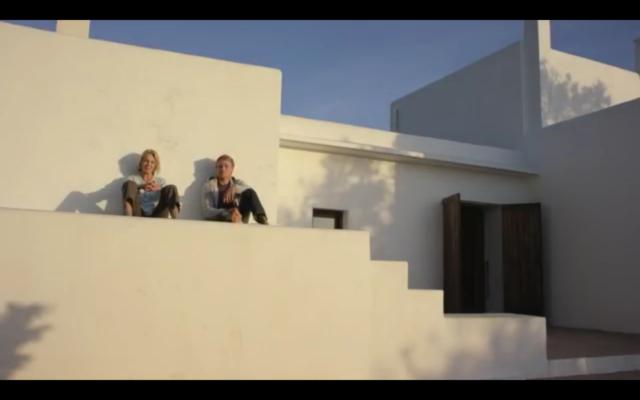Capture d'écran YouTube Amnesia Trailer