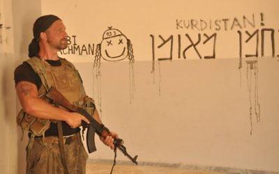 Timothy Paul Jacobs-Woodworth en Syrie (Facebook)