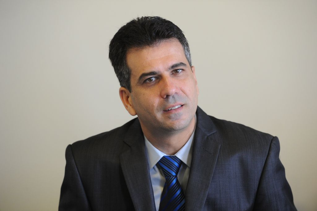 Le député Eli Cohen, Kulanu (Crédit : Autorisation)