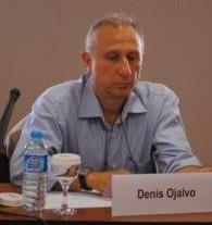 Denis Ojalvo, un expert des relations internationales juif turc. (Crédit : Autorisation)