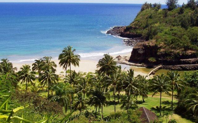 Crédit Wikipédia - Allerton Garden Kauai Hawaii
