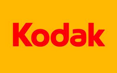 Logo de la marque Kodak (Crédit : wikimedia commons/CC BY 3.0)