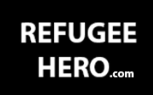 Crédit : Facebook/Refugee Hero