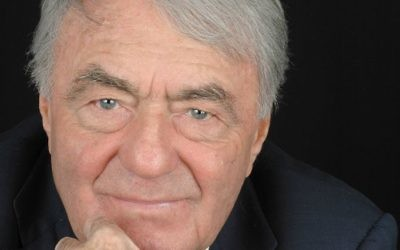 Claude Lanzmann (Crédit: Festival International du film à Haïfa)