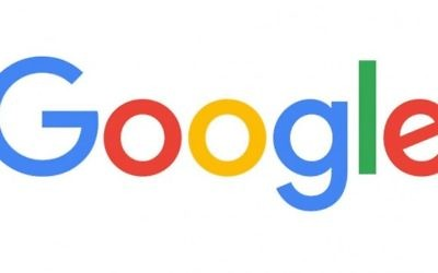 Le logo de Google. Illustration.