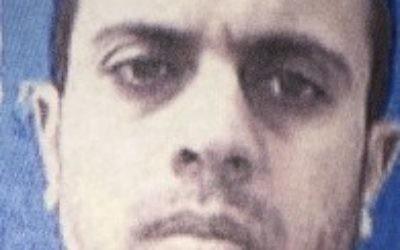 Ihab Saed Abd Alrahman Abu Naghal. (Shin Bet)