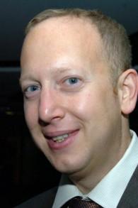 Jeremy Newmark est un ancien directeur général du Conseil de la direction juive (Crédit : Autorisation)
