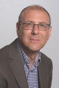 Neil Nerva, le vice-président du Mouvement juif des travaillistes (JLM), le successeur de Poale Zion (Crédit : Autorisation)