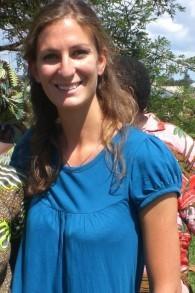 Stacey Swimer du World Jewish Relief (Photo: Autorisation)