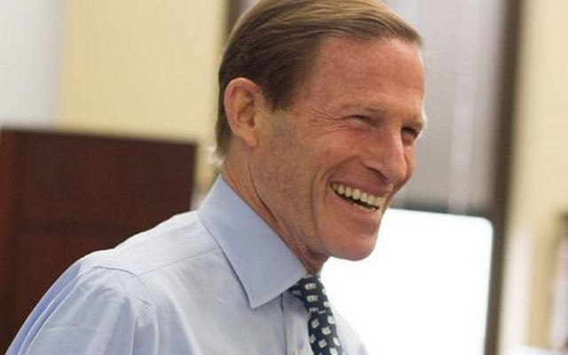 Le senateur démocrate Richard Blumenthal (Photo: Facebook)