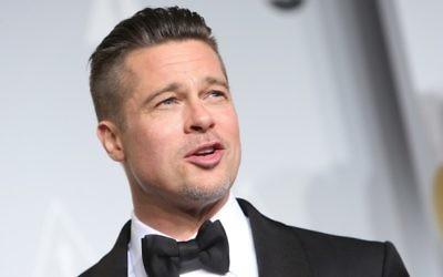 Brad Pitt aux 86e  Oscars à Los Angeles le 2 mars 2014  (Photo: Joe Seer / Shutterstock / JTA)