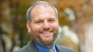 William Daroff de la Fédération Juive d'Amérique du Nord (Crédit : Autorisation/ Site Web de la JFNA)