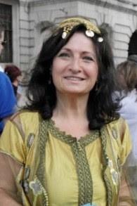 Michelle Huberman est la directrice de Harif, l'organisme de bienfaisance séfarade au Royaume-Uni qui effectue actuellement une enquête sur les Juifs français (Autorisation)