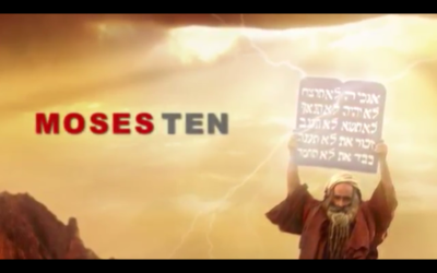 Capture d'écran YouTube : Moses 10 Organizations3