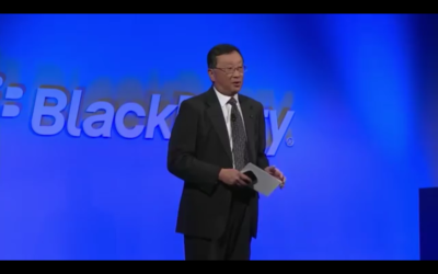 John Chen - Capture d'écran YouTube : Access - John Chen