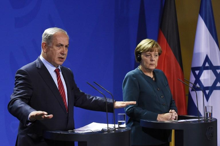Responsable: Merkel, Macron, May favorables au retrait de l'Iran en Syrie