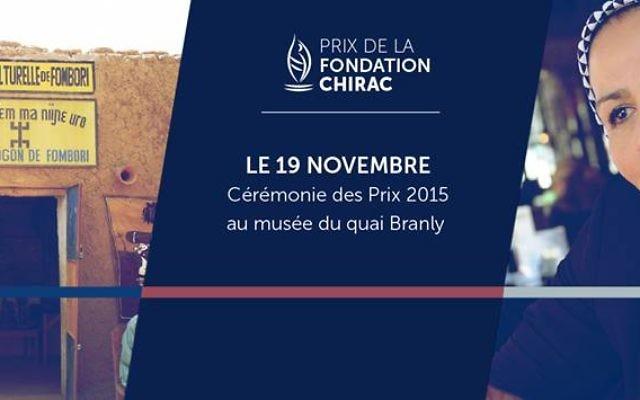 Crédit : Facebook/Fondation Chirac