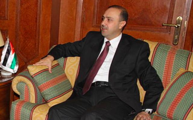 Mohammad Momani en décembre 2013 (Crédit : The Official CTBTO Photostream/CC BY 2.0)