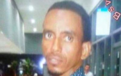 Haftom Zarhum, 29 ans, est mort à l'hôpital de Soroka à Beer Sheva après qu'un officier de sécurité qui l'avait pris pour un terroriste lui ait tiré dessus et que la foule l'ait frappé (Crédit : autorisation)