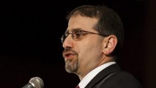 L'ambassadeur américain en Israël Dan Shapiro (Crédit : Flash90)