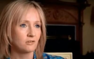 J.K. Rowling (Crédit : Capture d'écran YouTube)