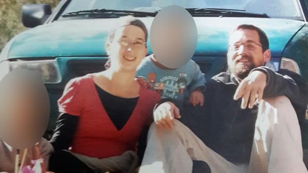Naama et Eitam Henkin, assassinés dans une attaque à main armée en Cisjordanie le 1er octobre 2015. (Crédit : autorisation)