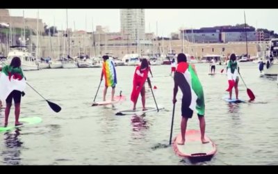 Crédit : YouTube : Teaser SURFING 4 PEACE Summit 2015