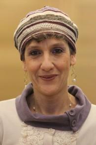 Shuli Mouallem du parti HaBayit HaYehudi (Crédit photo: Miriam Alster)