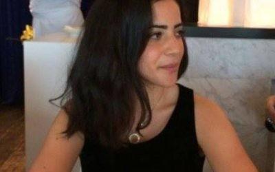 Amira Jumaa (Photo: Facebook)